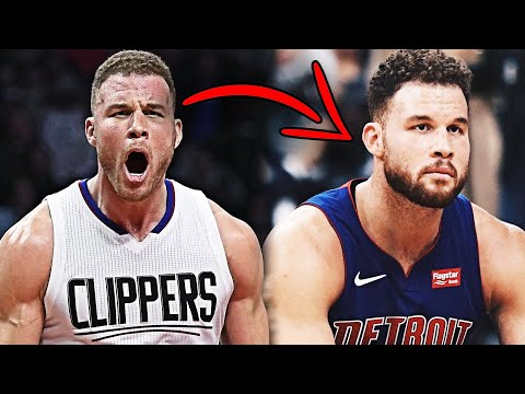 The Tragedy of Blake Griffin