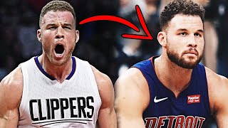 The Tragedy of <b>Blake Griffin</b>