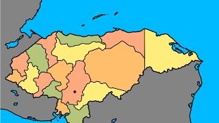 Creating a Map of Honduras