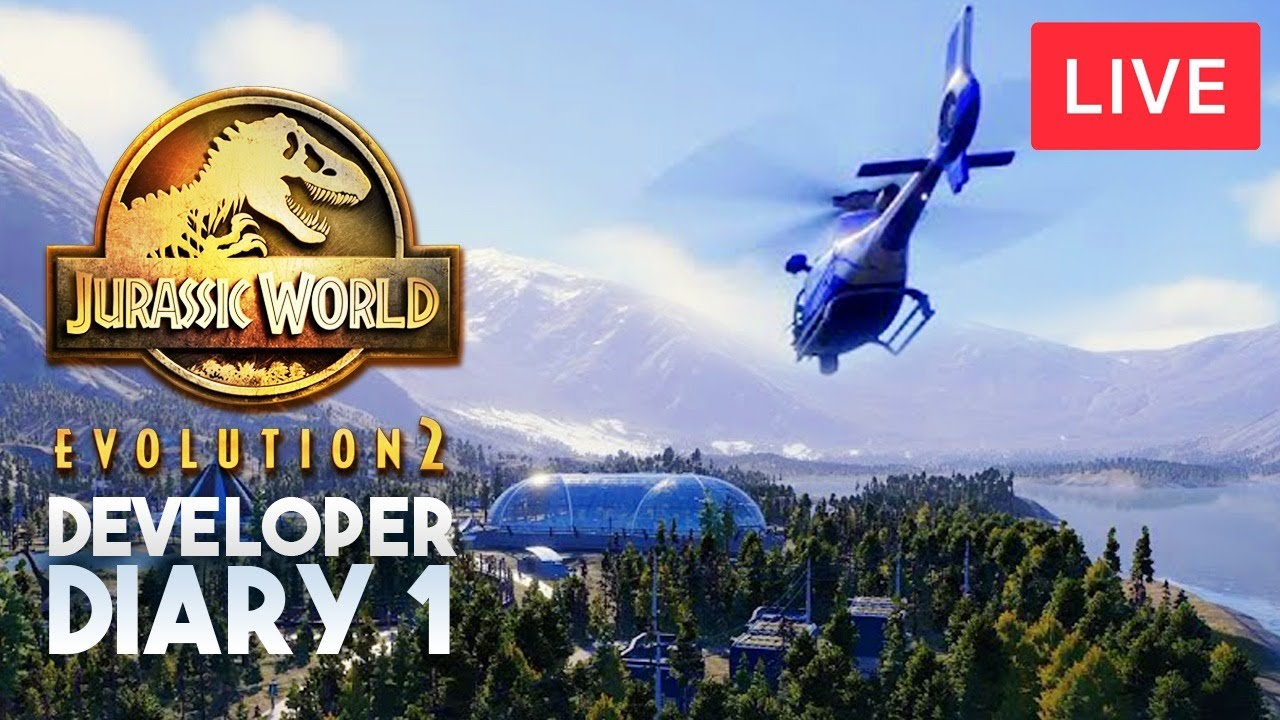 SO MUCH NEW INFO! AQUARIUM SPOTTED! NEW DINOS! Stream Analysis | Jurassic World Evolution 2
