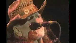 WILLIE NELSON City Of New Orleans   2007 LiVE