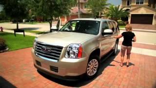 2011 GMC Yukon Hybrid Review | GMC Dealer Alberta | Davis GMC Buick