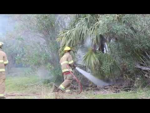 #1 Brush Fire St Georges Bermuda November 22 2011