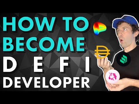 How To Become a DeFi Developer?