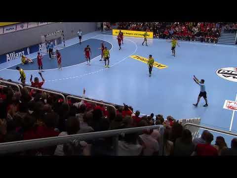 Alpla HC Hard Bregenz Handball 13 10 2017