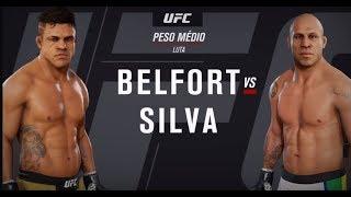 GAME UFC: Vitor Belfort x Wanderlei Silva