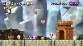 SGB Play: New Super Mario Bros. U - Highlights