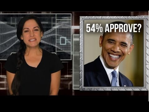 The truth behind Obama's 54% approval rating