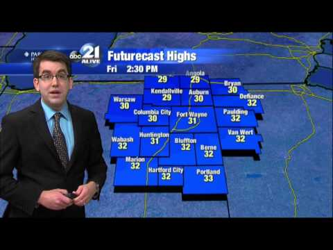 New Year's Eve Forecast - 21Alive (Fort Wayne)
