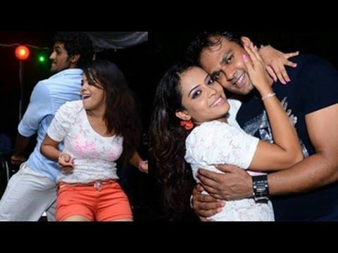 Aksha Sudari's Surprise party