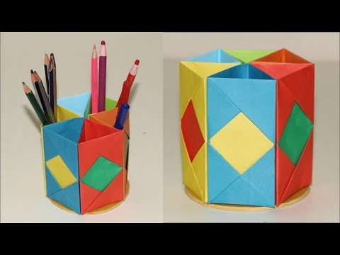 Useful Paper Crafts Tricks For Student Diy Crafts Ideas Youtube