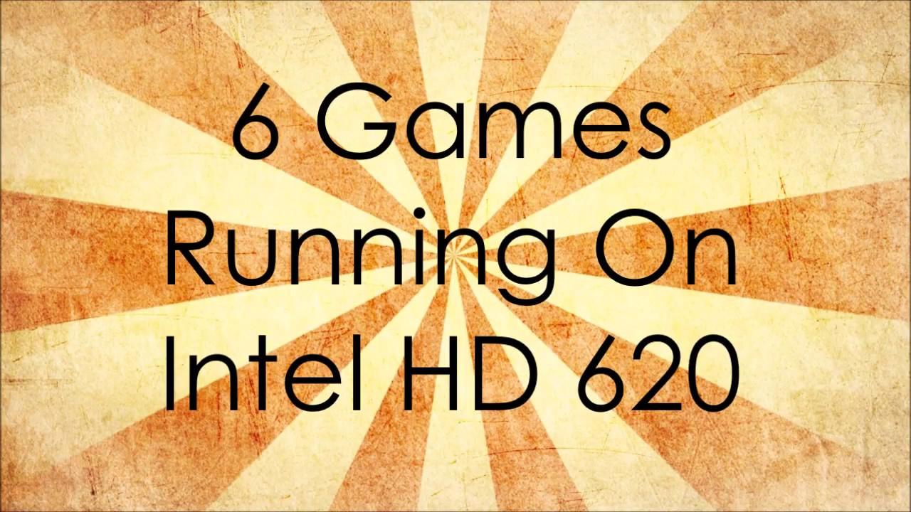 Playable Games List for Intel® HD Graphics 3000/2000