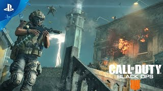 Call of Duty: Black Ops 4 - Alcatraz Trailer | PS4