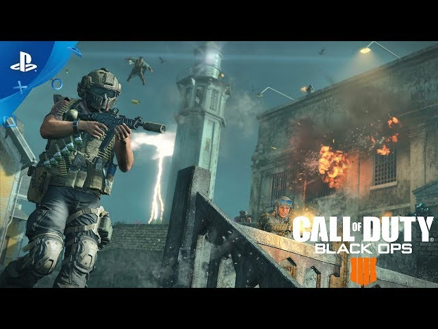 Call of Duty: Black Ops 4 - Alcatraz Trailer | PS4