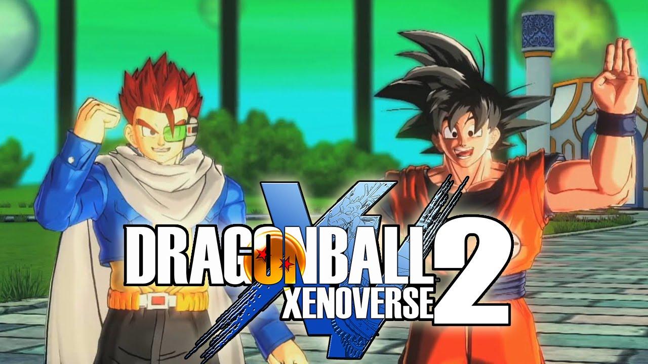 Dragon Ball Xenoverse : Transfer Save & Character from XV1