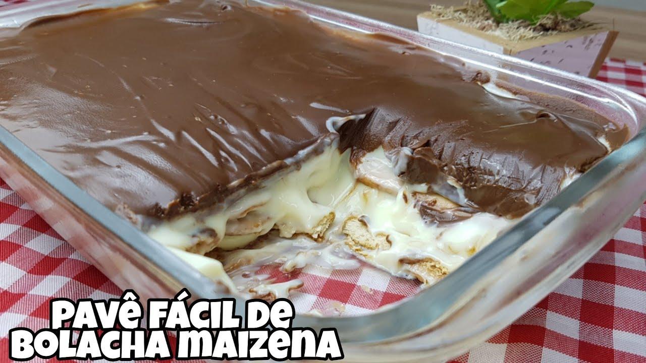 Download PAVÊ DE BOLACHA MAIZENA/Aceita um café?