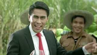 Sumasarap na tagumpay. Watch how does Ramon Bautista does it!