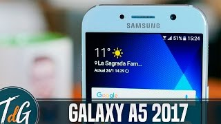 Samsung Galaxy A5 2017, Review en español