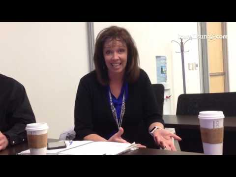 Lowell General Hospital clinical nurse educator Deborah White discusses moving experiences from a re