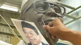 Karya dari Tanah Liat, Patung 6 Presiden Indonesia -NET24