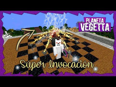 SUPER INVOCACION - PLANETA VEGETTA