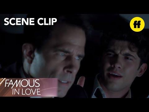 Famous in Love  Season 1 Episode 10: Rainer And Alan Talk  Freeform