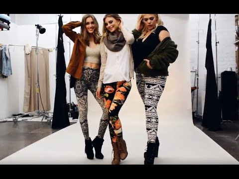 2015 Fall – Winter Leggings Fashion Trends | GS LOVE