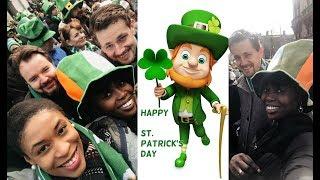 The Result of St. Patrick&#39s Day Dublin Vlog
