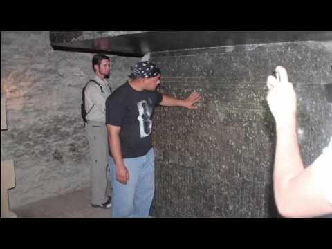 20,000,000 dollar coffin? the giant stone boxes in the underground Serapeum of egypt
