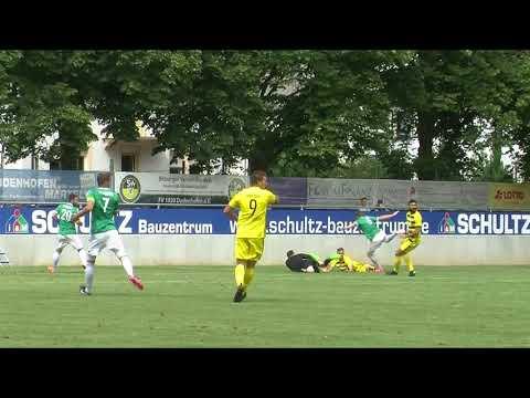 5. Oddset-Rheinland-Pfalz-Cup 2017 Endspiel - FV Dudenhofen - FV Engers 07