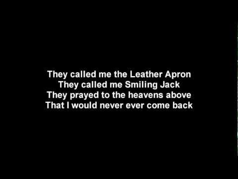 Lordi - Blood Red Sandman | Lyrics on scren | HD