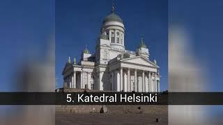 Tempat paling indah di Finlandia