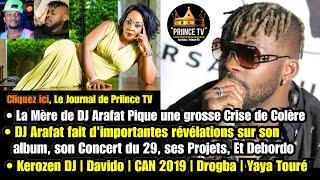 DJ Arafat Prépare un Crime musical, La Mère de DJ Arafat pique une Crise de Colère | PRIINCE TV