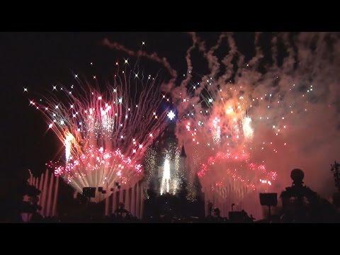 Disneyland Paris - Disney Dreams! of Christmas - 07/11/2015