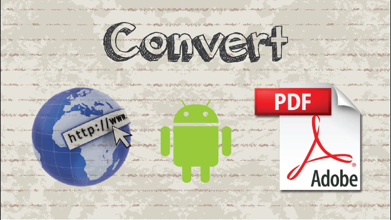 Web To Pdf Android
