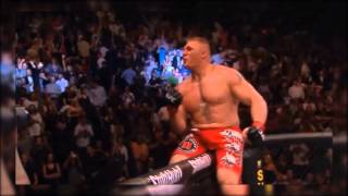 Brock Lesnar UFC Tribute