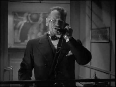 Grand Hotel (1932) opening scene