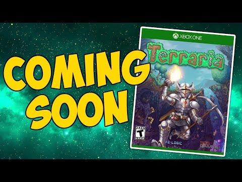 1.3 Launching on Xbox One Soon! Terraria 1.3 Update News