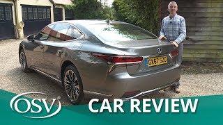 Lexus LS 2018 In-Depth Review    OSV Car Reviews