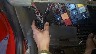 Alarme do carro nao destrava portas
