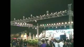 Raftaar concert gone mad in Bhopal :p