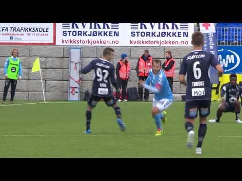 Kristiansund 2 Sandnes Ulf 3