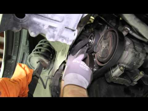 How to Install a Water Pump for a Nissan 1.8L 4 cyl Engine – Advance Auto Parts