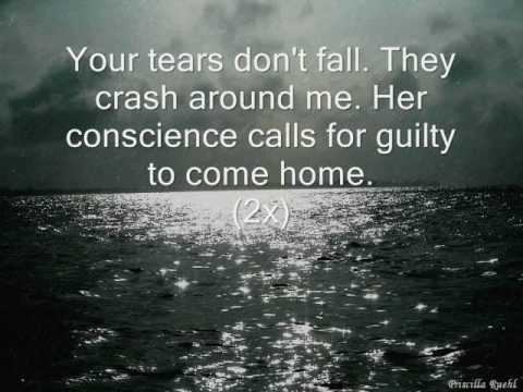 Bullet For My Valentine Tears Donu0027t Fall (Lyrics)