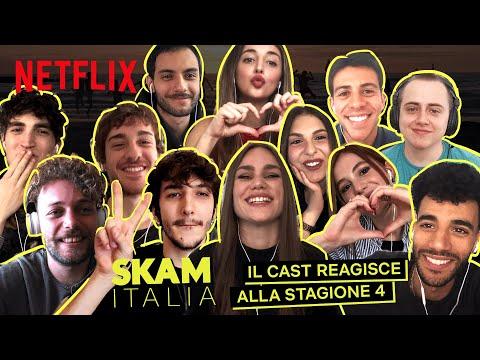 Skam Italia | Il cast reagisce alla stagione 4 | Netflix Italia