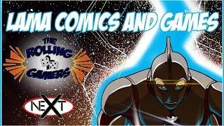 The Rolling Gamers [Lama Comics & Games 2016]