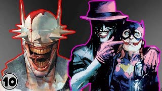 Top 10 Scary Things The Joker Has Done