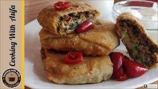 Mini paratha recipe-stuffed pocket paratha kids lunch recipe-