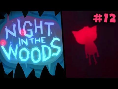 NIGHT IN THE WOODS - Is Mae Dead? #12