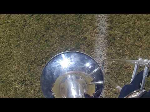 WCHS Marching Band 2k16 JEKYLL & HYDE (trombone cam)